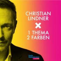 Logo of the podcast 1 Thema, 2 Farben