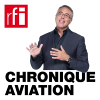 Logo of the podcast Chronique Aviation