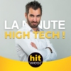 Logo of the podcast LA MINUTE HIGH TECH