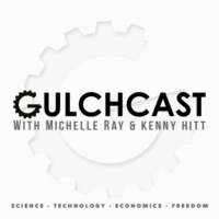 Logo of the podcast GulchCast w/ Michelle Ray & Kenny Hitt - 09-12-16