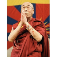 Logo of the podcast Lamp for the Path to Enlightenment; October 4, 2012 (Day 4 of 4) - Dalai Lama Audio Teachings on Ti…