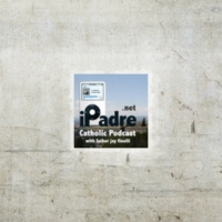 Logo of the podcast iPadre #330 – Interview with Fr. Basil of Norcia (b)