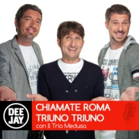 Logo of the podcast Deejay Radio - Il Trio Medusa