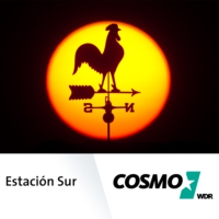 Logo of the podcast COSMO Estación Sur
