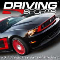 Logo of the podcast Driving Sports HDTV