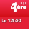 Logo of the podcast RSR - Le 12h30 - La 1ère