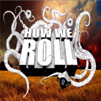 Logo of the podcast Rolling with...Red Moon Roleplaying