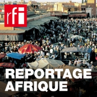 Logo of the podcast Reportage Afrique