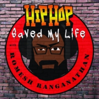 Logo of the podcast Hip Hop Saved My Life with Romesh Ranganathan