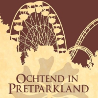 Logo of the podcast Ochtend in Pretparkland