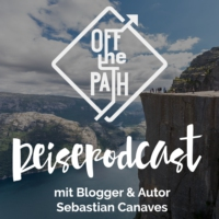 Logo of the podcast Off The Path - Reisepodcast über Reisen, Abenteuer, Backpacking und mehr…