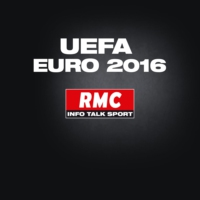 Logo of the podcast UEFA EURO 2016 sur RMC