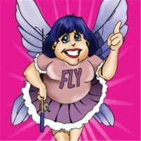 Logo of the podcast FlyLady and Friends