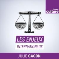 Logo du podcast Les Enjeux internationaux