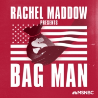 Logo of the podcast Bag Man - Coming October 30th