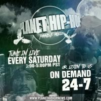 Logo du podcast Planet Hip Hop Radio