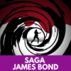 Logo of the podcast SAGA JAMES BOND | CinéMaRadio