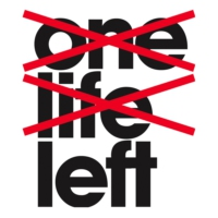 Logo of the podcast One Life Left vs Gamasutra at GDC Day 2