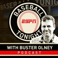Logo of the podcast ESPN - Baseball Tonight with Buster Olney