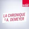 Logo of the podcast La chronique séries d'Alexis Demeyer