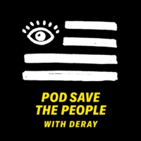 Logo of the podcast Pod Save the People