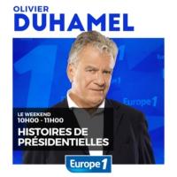 Logo du podcast Histoires de présidentielles Europe 1