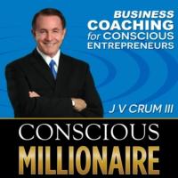 Logo of the podcast Conscious Millionaire Radio