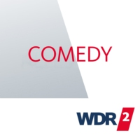 Logo of the podcast WDR 2 Comedy Podcast