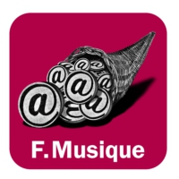 Logo of the podcast Les innovations des structures musicales de la région Rhône-Alpes Auvergne