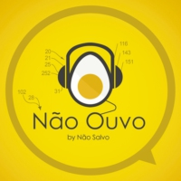 Logo du podcast Não Ouvo #123 - Podcast de salmão com cream cheese