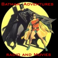 Logo of the podcast Batman Adventures Podcast