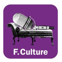 Logo of the podcast France Culture - A voix nue