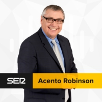 Logo of the podcast Acento Robinson