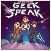 Logo du podcast Geek Speak – Big Red Barrel