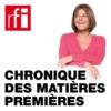 Logo of the podcast Chronique des Matières Premières