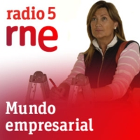 Logo du podcast Mundo empresarial - Digital-text - 24/04/11