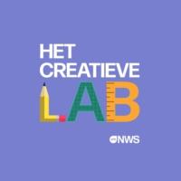 Logo du podcast Het creatieve lab van...