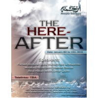 Logo of the podcast The Hereafter Conference (NJ)