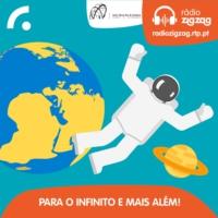 Logo of the podcast Para o Infinito e mais Além!