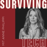 Logo of the podcast Surviving Tech