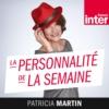 Logo du podcast France Inter - La personnalité de la semaine