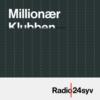 Logo of the podcast Millionærklubben
