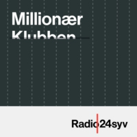 Logo of the podcast Millionærklubben