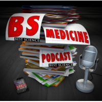 Logo of the podcast Best Science Medicine Podcast - BS without the BS