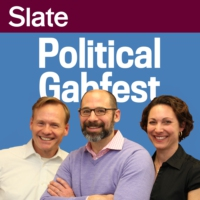 Logo of the podcast Slate's Political Gabfest