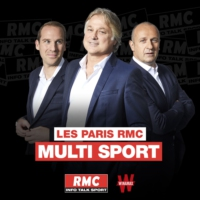 Logo of the podcast RMC : 10/12 - Les Paris 100% Multisport