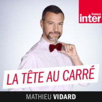 Logo du podcast France Inter - La tête au carré