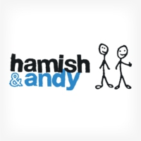 Logo du podcast Hamish & Andy 2018 Ep 13