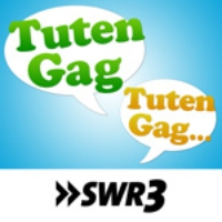 Logo of the podcast Tuten Gag: Wappen Leg / Lappen Weg