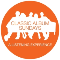 Logo of the podcast Classic Album Sundays presents Billie Holiday 'Lady in Satin'